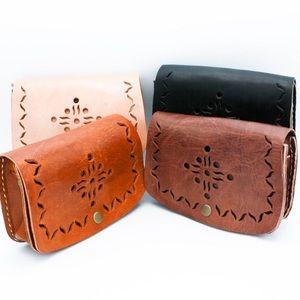 Handbags - 🤘🏼Handmade Purse with Cell Phone Holder HM051